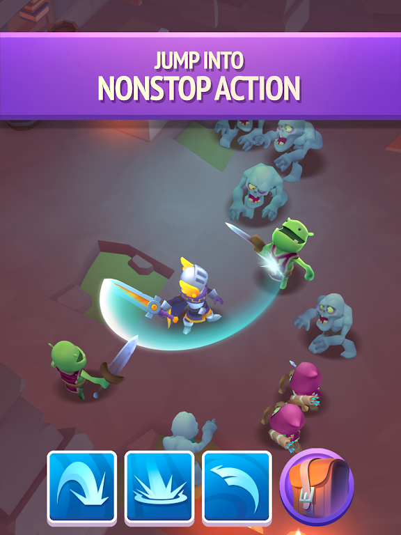 Nonstop Knight 2 - Action RPG  poster 13