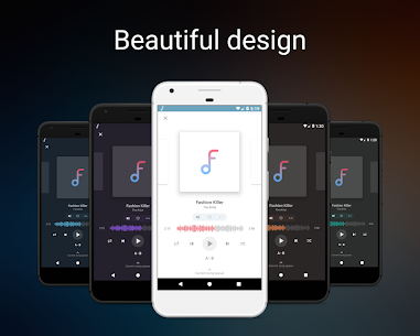 Frolomuse MP3 Player MOD APK (Premium /Paid Unlocked) Download 1