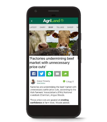 Agriland.ie News 3.6.7 screenshots 3