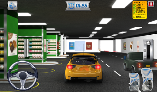 Drive Thru Supermarket: Shopping Mall Car Driving 2.3 screenshots 21