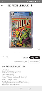 Shortboxed: Buy and Sell Graded Comic Books