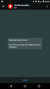 NotifBot 0.6.1 APK Mod for Android 3