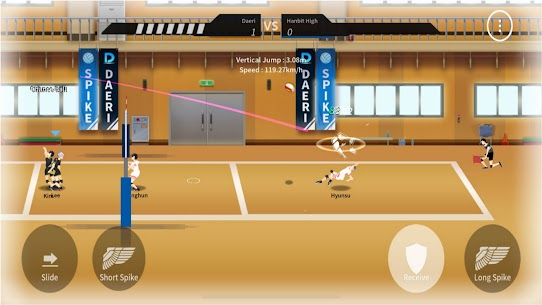 The Spike Mod APK – Volleyball Story (Unlimited Money) 8