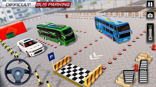 Super Coach Driving 2021 : Bus Free Games 2021  screenshots 24