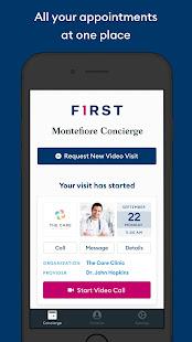 Montefiore FIRST Patient