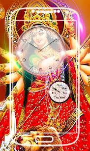 Durga Devi Clock Live Wallpaper 1.0.3 Mod APK Updated 2
