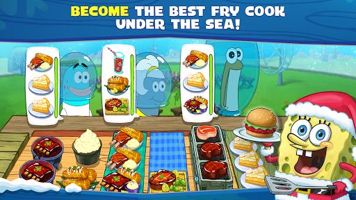 Spongebob: Krusty Cook-Off screenshots 1