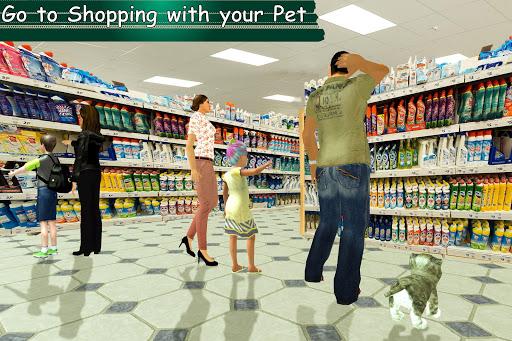 Virtual Kitten Family Pet Cat Adventure screenshots 1