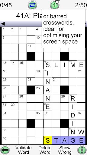 Arrow Crossword 3.0.3 screenshots 3