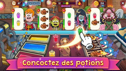Potion Punch 2 : des aventures culinaires magiques APK MOD – ressources Illimitées (Astuce) screenshots hack proof 1