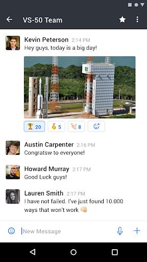 Rocket.Chat  screenshots 2