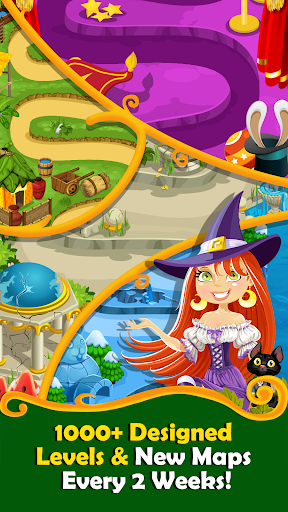 Witchy Wizard: New 2020 Match 3 Games Free No Wifi 2.1.7 screenshots 3