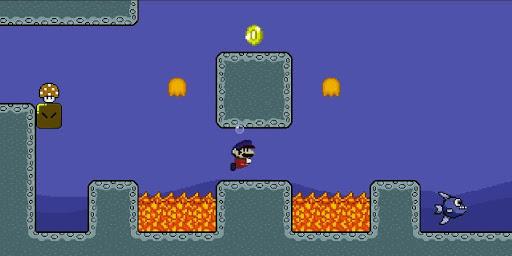 Télécharger Super Jump World APK MOD (Astuce) screenshots 3