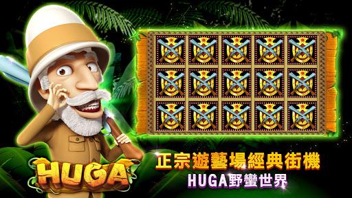 HUGA野蠻世界娛樂城-老虎機拉霸、賽馬、輪盤、百家樂、骰寶遊戲 5.16.2 screenshots 2