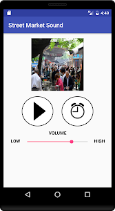 Street Market Sound For Pc | How To Use – Download Desktop And Web Version 1