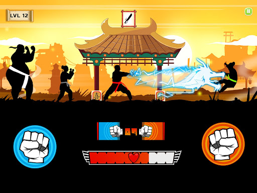 Karate Fighter : Real battles 19 screenshots 2