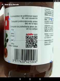 QR & Barcode Scanner 2.2.12 Screenshots 11