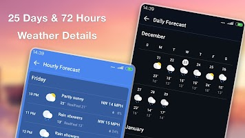 Weather Forecast - Accurate Local Weather & Widget