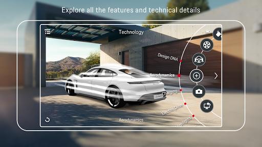 Porsche AR Visualiser 1.5.0 screenshots 4