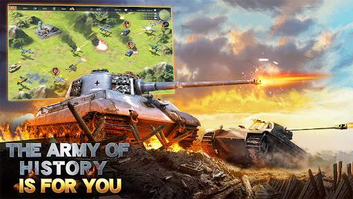 World War 2: Strategy Games WW2 Sandbox Tactics 200 screenshots 2