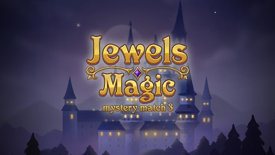 Jewels Magic Mod Apk: Mystery Match3 (Automatically Clear Stage) 3