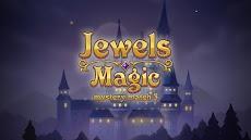 Jewels Magic: Mystery Match 3のおすすめ画像3