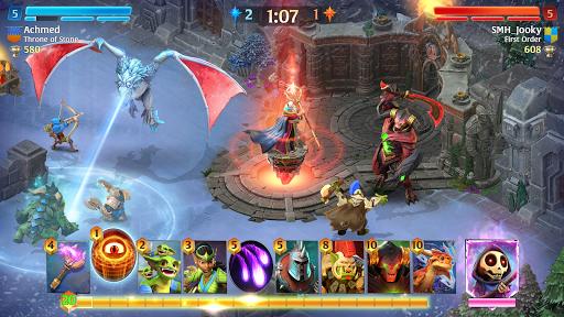 Arcane Showdown screenshots 1