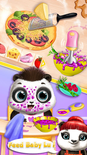 Panda Lu Baby Bear Care 2 - Babysitting & Daycare 5.0.10002 screenshots 4
