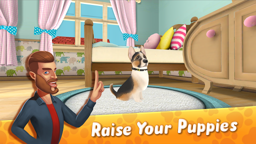 Dog Town: Pet Shop Game, Care & Play with Dog screenshots 11