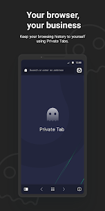 Vivaldi  Private Browser for Android Apk Download 3