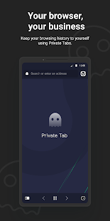 Vivaldi: Private Browser for Android  Screenshots 3