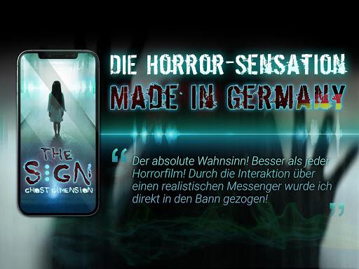 The Sign - Interaktiver Geister Horror 1.0.55 screenshots 6