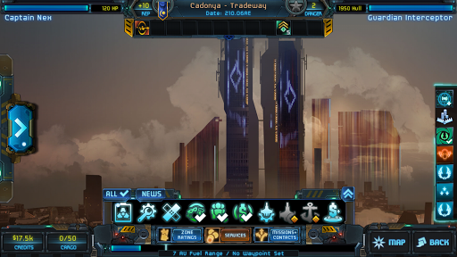 Star Traders: Frontiers 3.1.5 screenshots 4