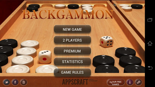 Backgammon 3.5 Screenshots 1