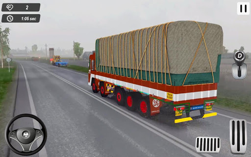 Indian Truck Offroad Cargo Drive Simulator 2  Screenshots 18