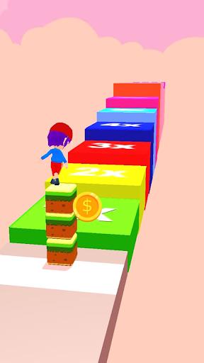 Cube Tower Stack 3D screenshots 12