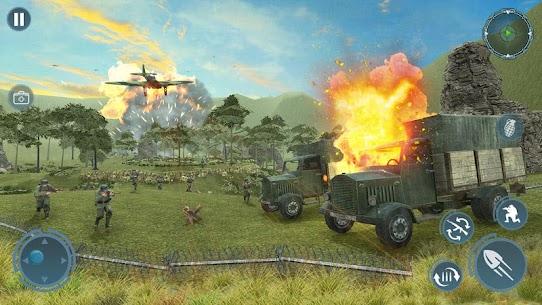 Call of Sniper World War: Special Forces WW2 Mod Apk (God Mode) 6