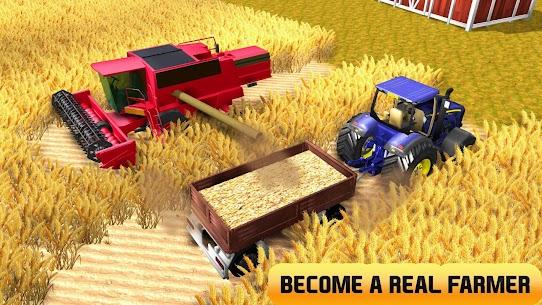 Village Farming Harvester Game 2020 Apk Download 3