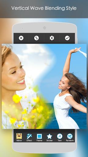 Photo Blender: Mix Photos 2.6 Screenshots 2