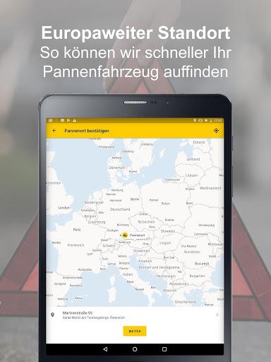 ADAC Pannenhilfe  screenshots 8