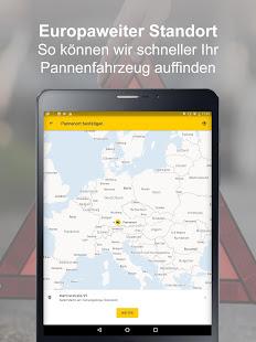 ADAC Pannenhilfe 2.7.2 Screenshots 8