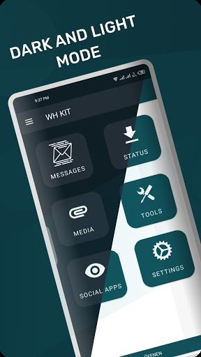 Recover Deleted Messages- Unseen Hidden Chat  screenshots 1