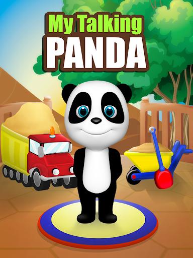 My Talking Panda - Virtual Pet Game 1.4.0 screenshots 1