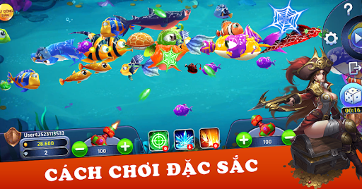 Bu1eafn Cu00e1 3D - Liu00ean Minh Huyu1ec1n Thou1ea1i 1.0.11 Screenshots 2