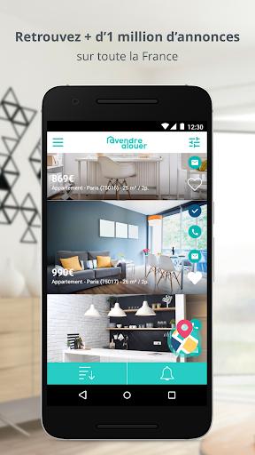 avendrealouer - immobilier screenshot 1