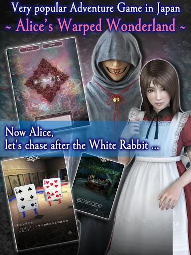 Aliceu2019s Warped Wonderland screenshots 11