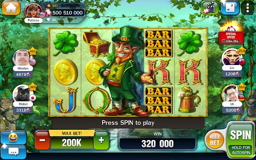 Billionaire Casino Slots - The Best Slot Machines 6.3.2900 screenshots 21