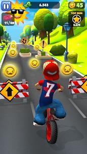 Bike Blast- Bike Race Rush MOD APK (Unlimited Money) 4