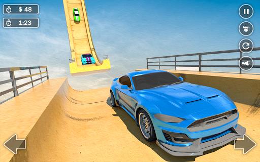 Mega Ramp Car Simulator u2013 Impossible 3D Car Stunts 5.2 Screenshots 3
