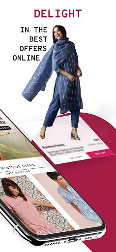 Tata CLiQ Online Shopping App India  screenshots 2